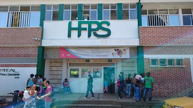 Hospital Francisco Paula Santander
