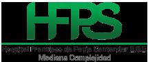 Logo Hospital Francisco de Paula Santander