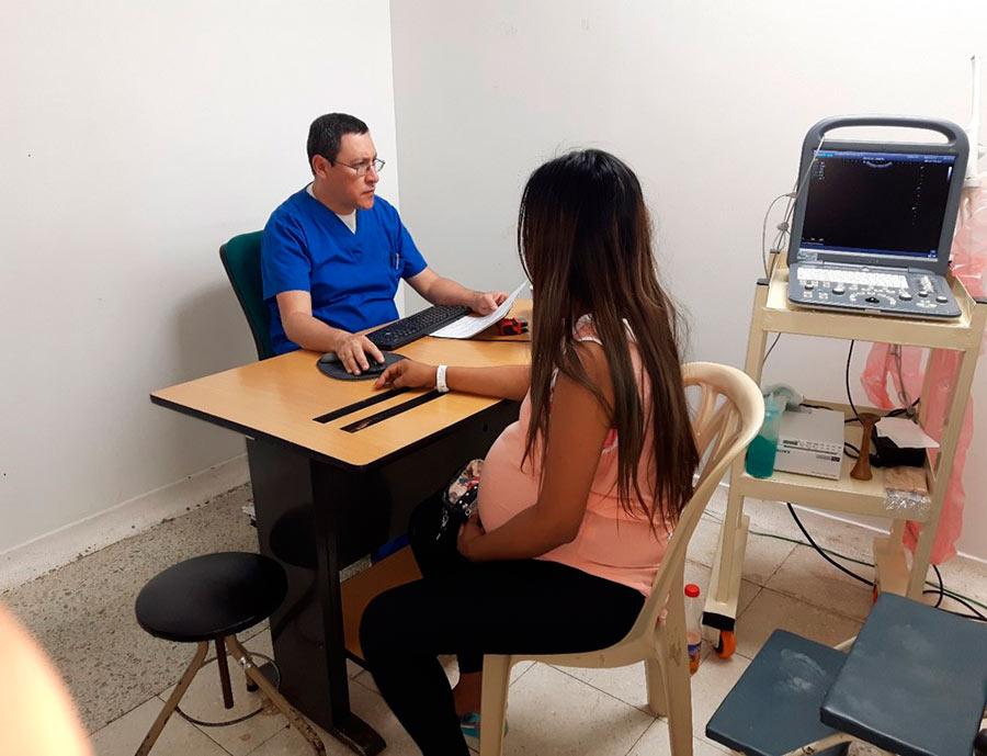 Atención De Urgencias Ginecológicas – Hospital Francisco Paula Santander