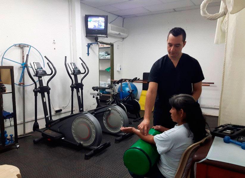 Soporte Terapéutico – Hospital Francisco Paula Santander