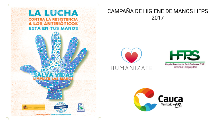 Campaña de higiene de manos 2017