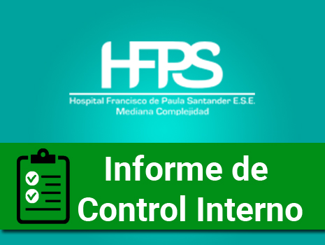 informes de control interno hospital francisco de paula santander de quilichao cauca colombia