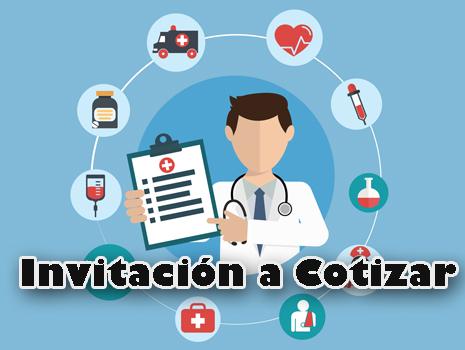 INVITACIÓN A COTIZAR 1ER TRIMESTRE VIGENCIA 2020