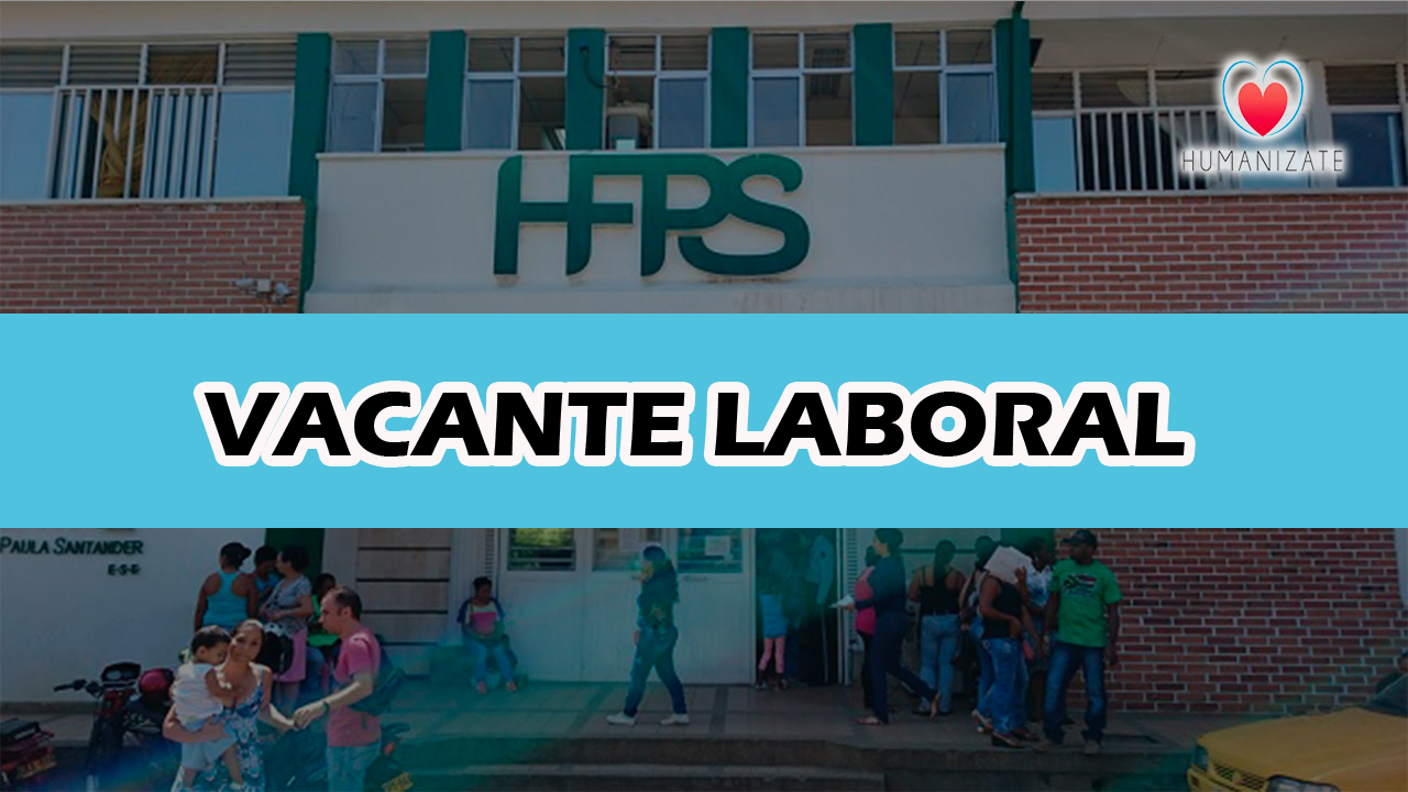 Vacante Disponible de Químico Farmacéutico