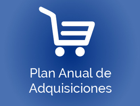 Plan Anual de Adquisiciones – 2019