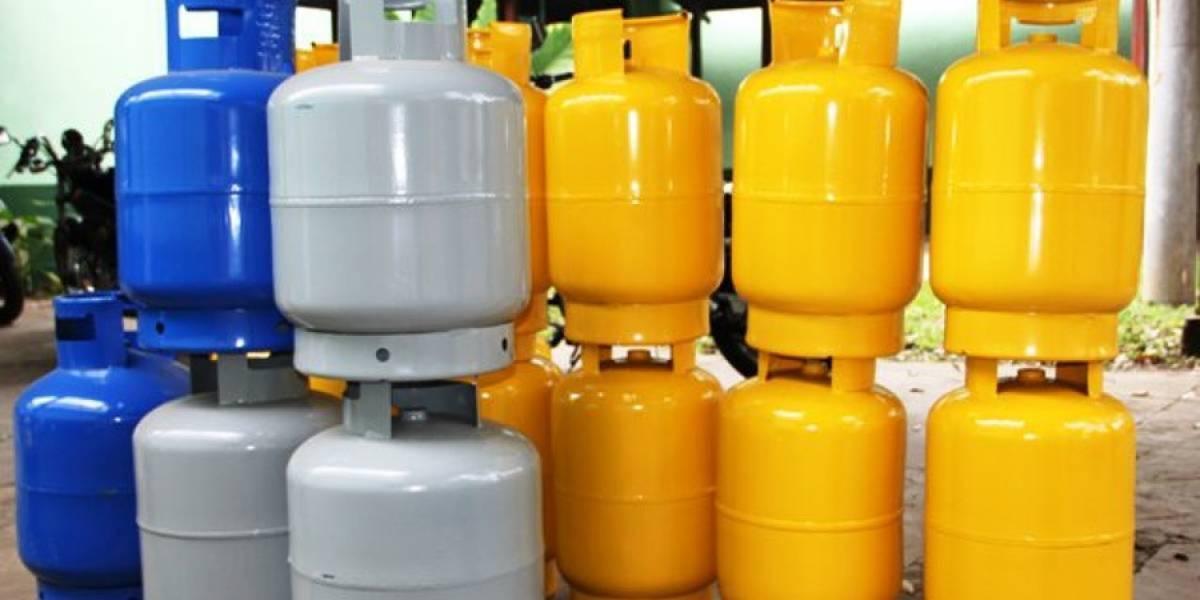 Gas propano para el primer trimestre de la vigencia de 2019