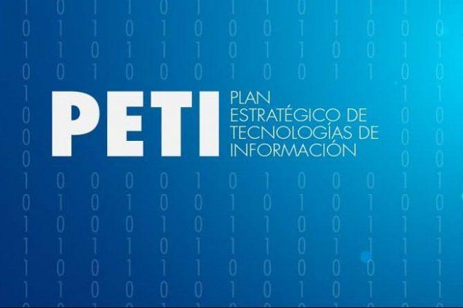 PLAN ESTRATÉGICO DE LAS TECNOLOGÍAS DE LA INFORMACIÓN Y LAS COMUNICACIONES – PETI – 2021-2023