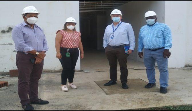 SECTOR EMPRESARIAL DEL SUR OCCIDENTE COLOMBIANO SE SUMA CON PROYECTOS IMPORTANTE PARA EL HOSPITAL DE LA PAZ
